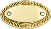 Honolulu – Polished brass